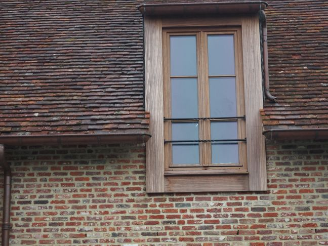 Wonderbaar decoratie raam beveiliging in metaal - Wander Willemyn GV-66